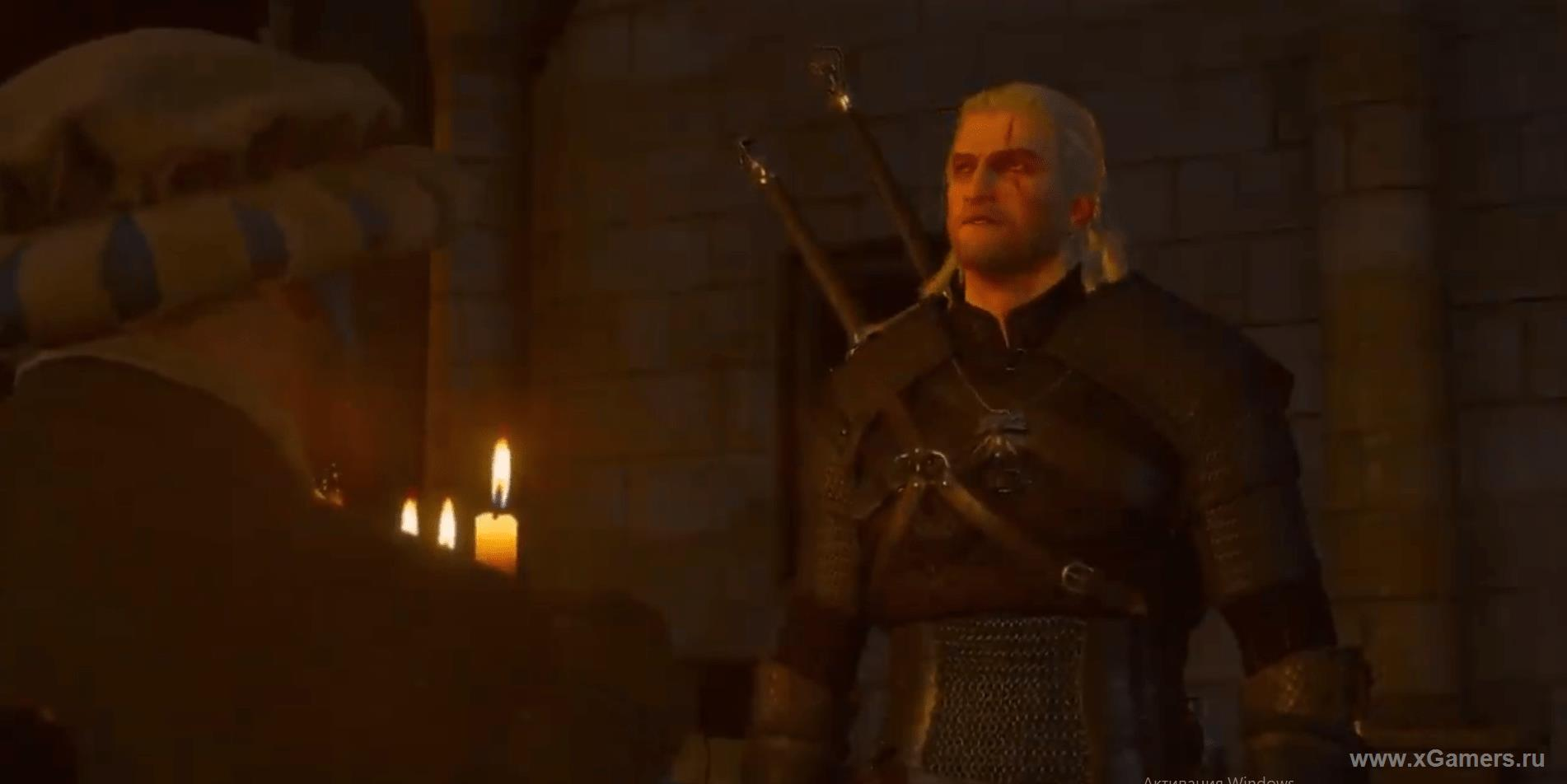 "Task Quest ""The client is always right"" The Witcher 3"