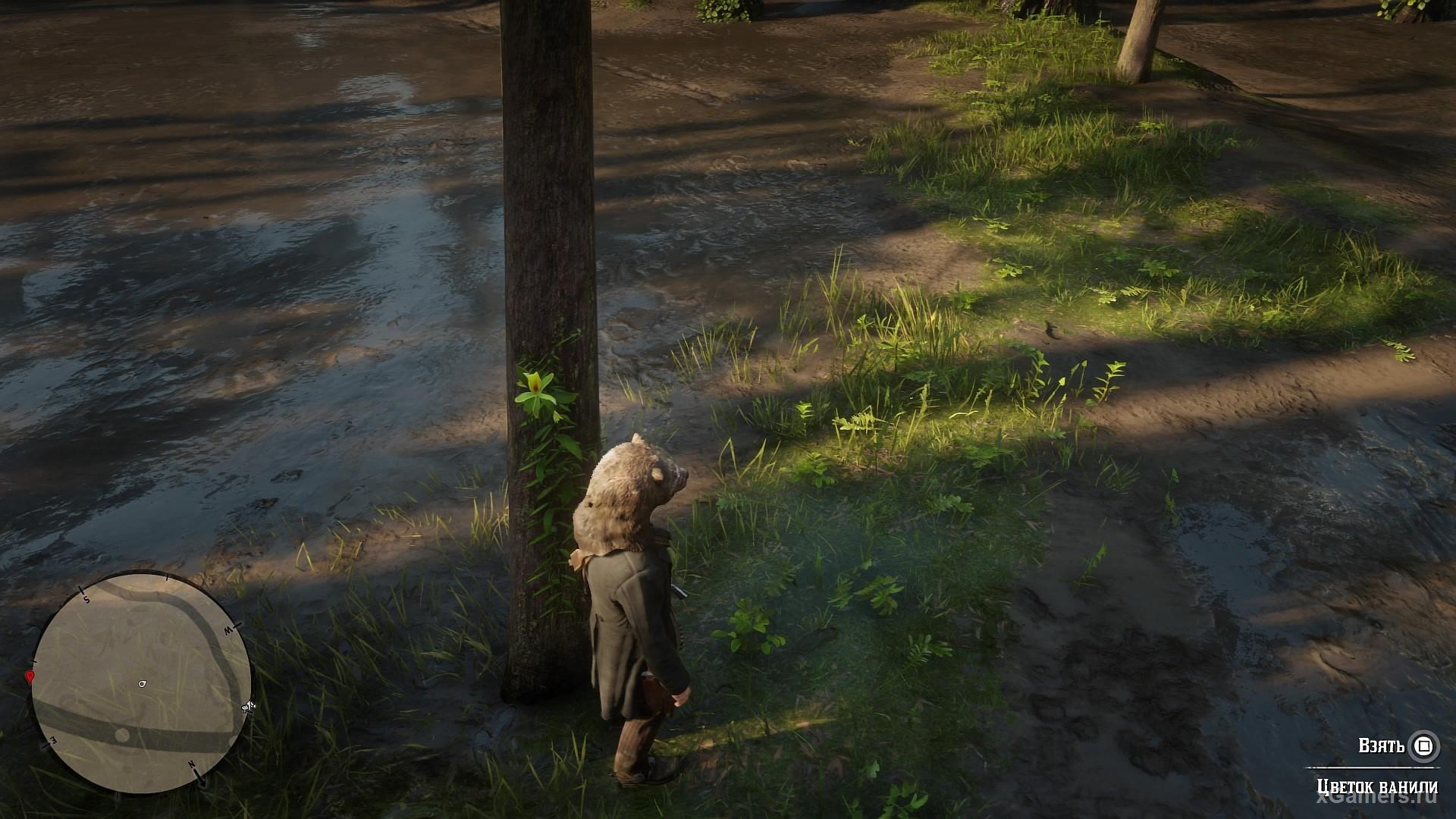 Red Dead Redemption 2 - Full Hyde Plant