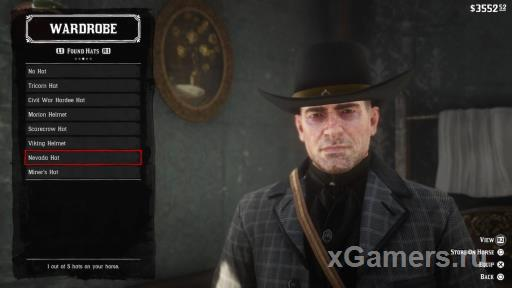 RDR2 All Hats | Locations | Rare Hats | How To Keep Hats
