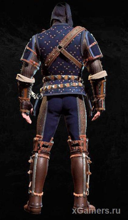 Cats Grandmaster Armor School Pants and Boots
