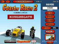 Coaster Racer 2 - flash game online free