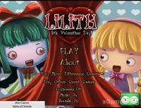 Lilith - Its Valentines! - flash game online free