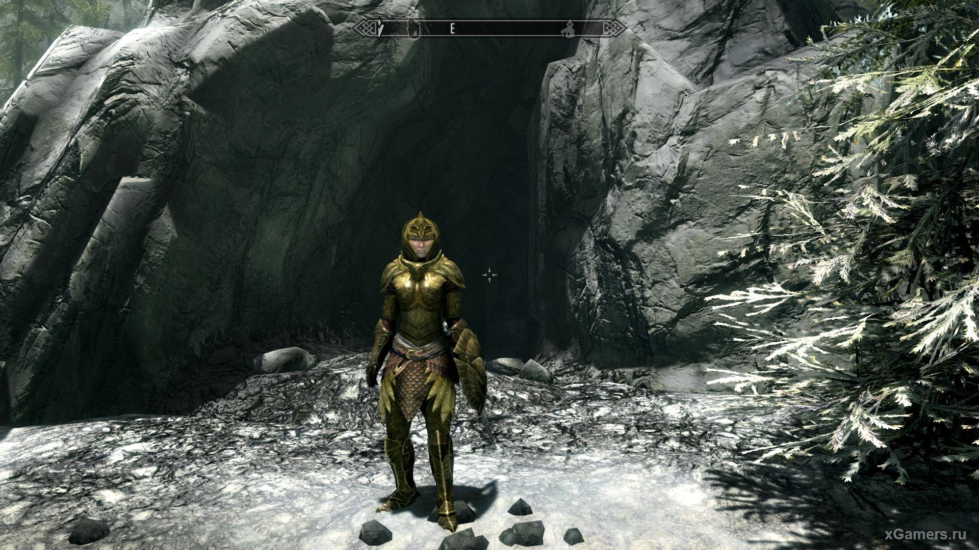 Light Elven Armor. You can find on the robbers or create yourself