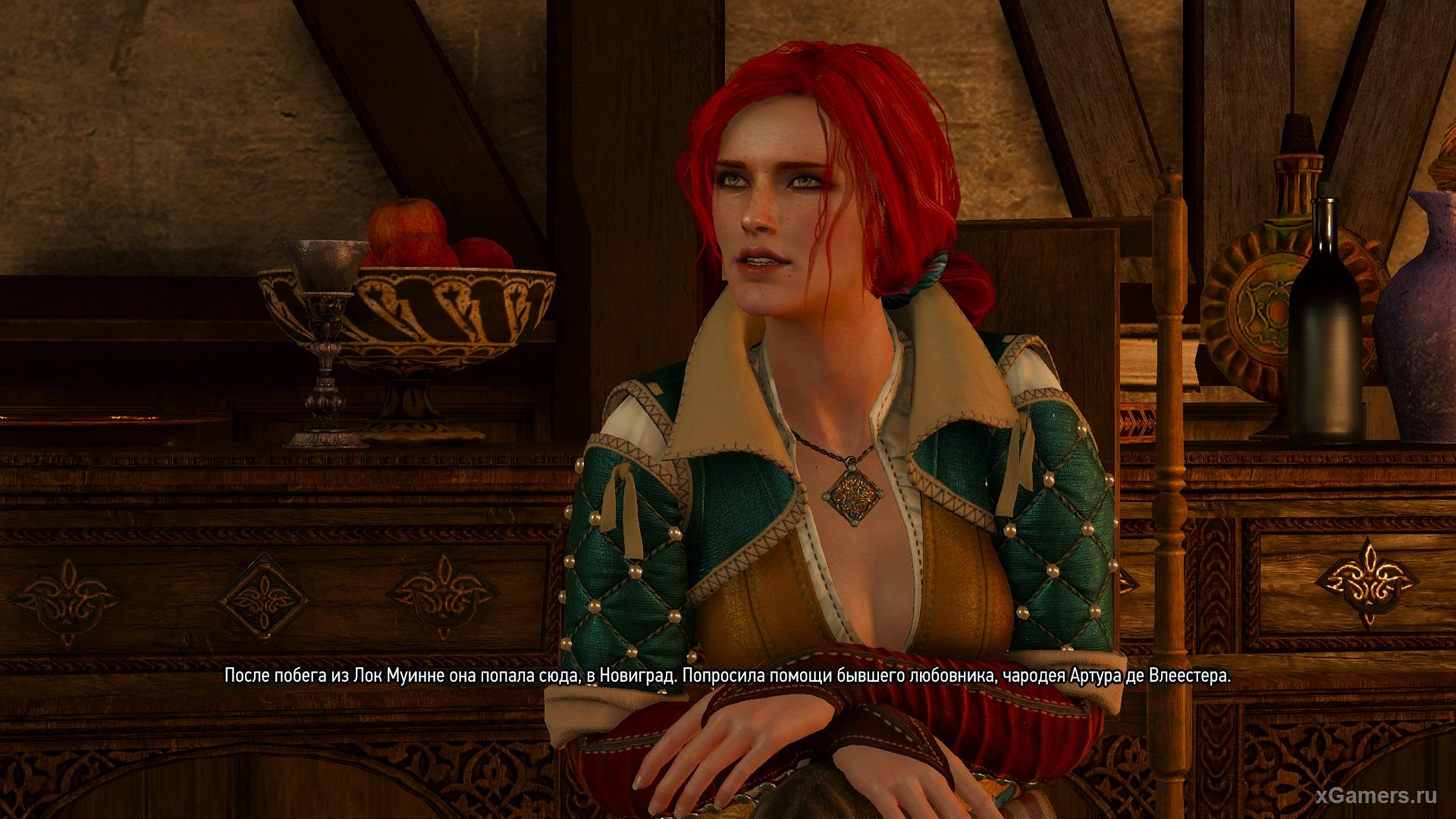 Walkthrough of the quest: Blindingly Obvious - The Witcher 3
