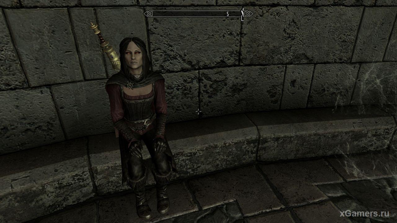Serana is the strongest possible companion (albeit a vampire)
