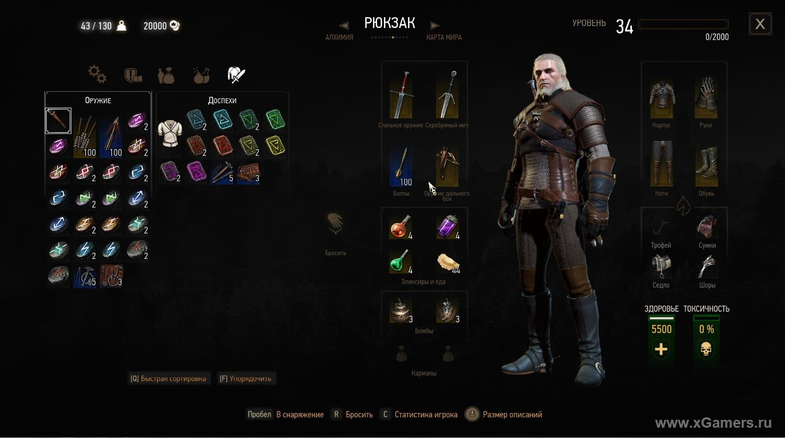 Walkthrough The Man from Cintra Witcher 3