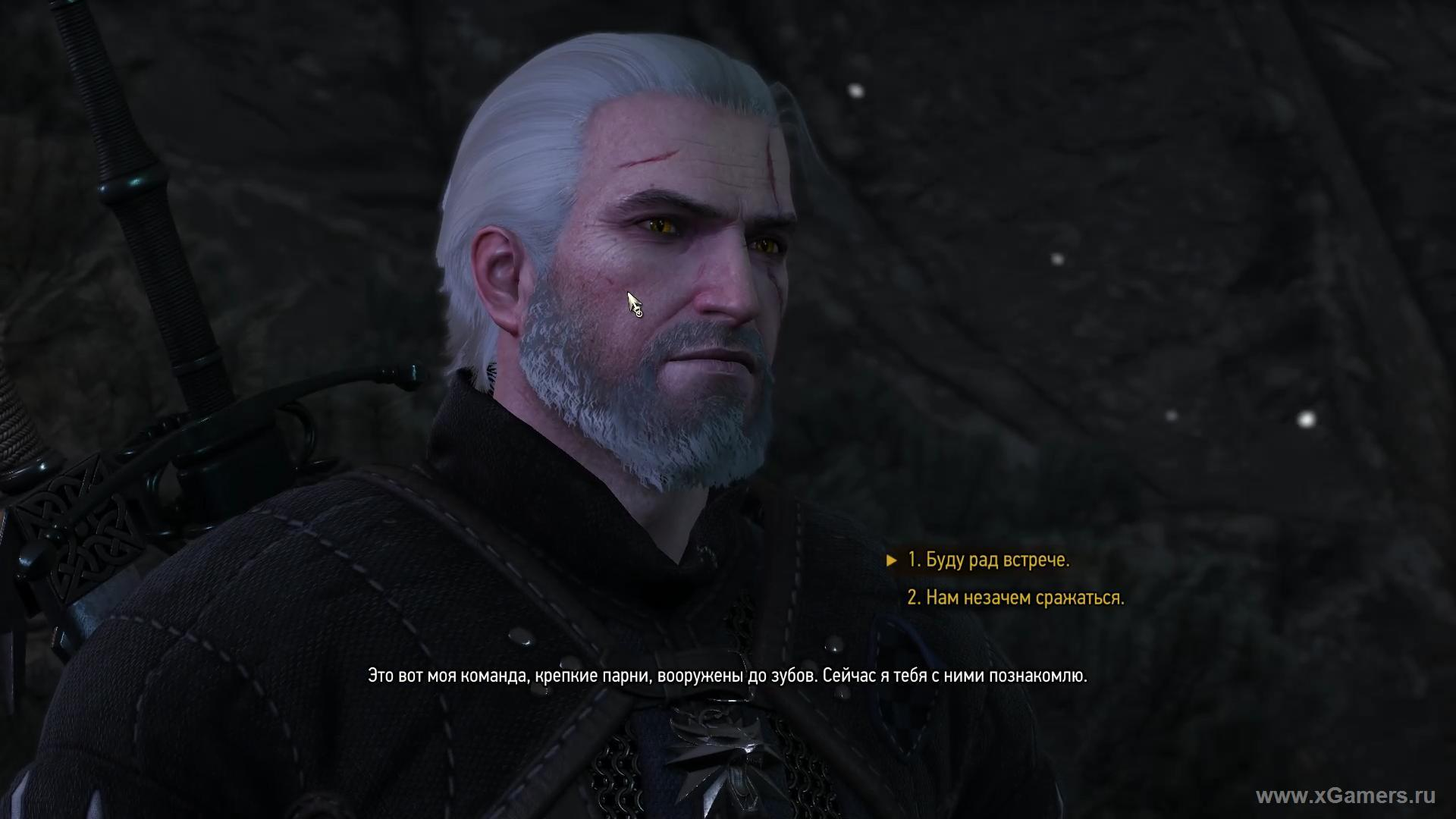 The Witcher 3 In the wolfs clothing - how to remove the curse