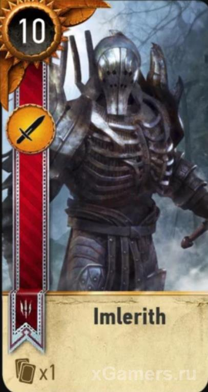 Imlerith - Gwent Cards
