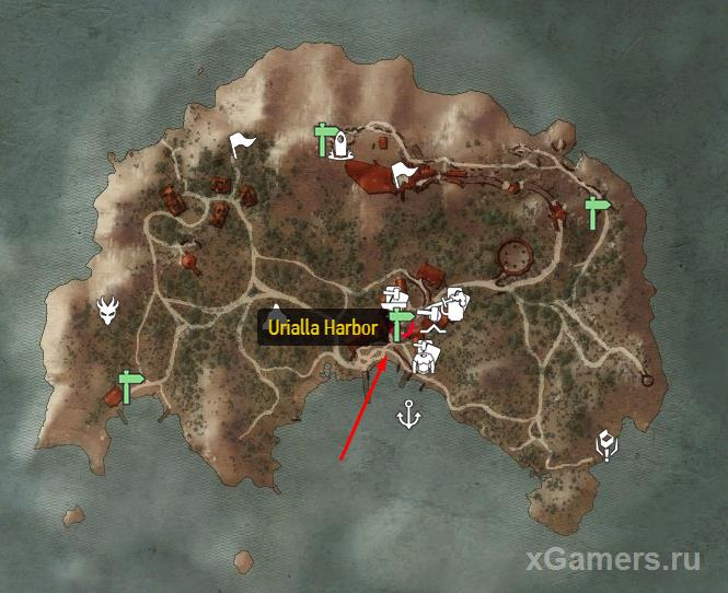 Location where card - Elven Skirmisher