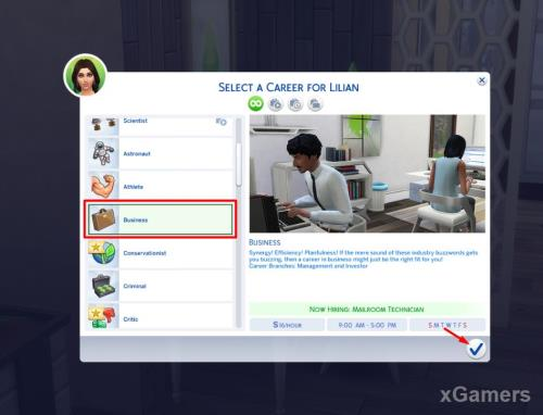 The Sims 4 Business Career | Cheat Codes