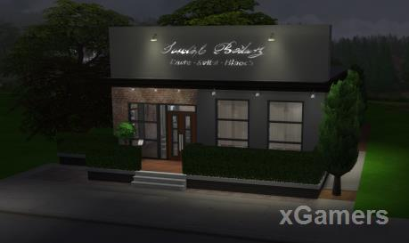 The Sims 4 - Business Career: Dine Out