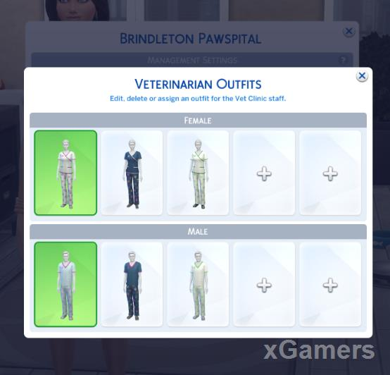 Veterinarian Outfits: Choose the appearance of the clinic staff