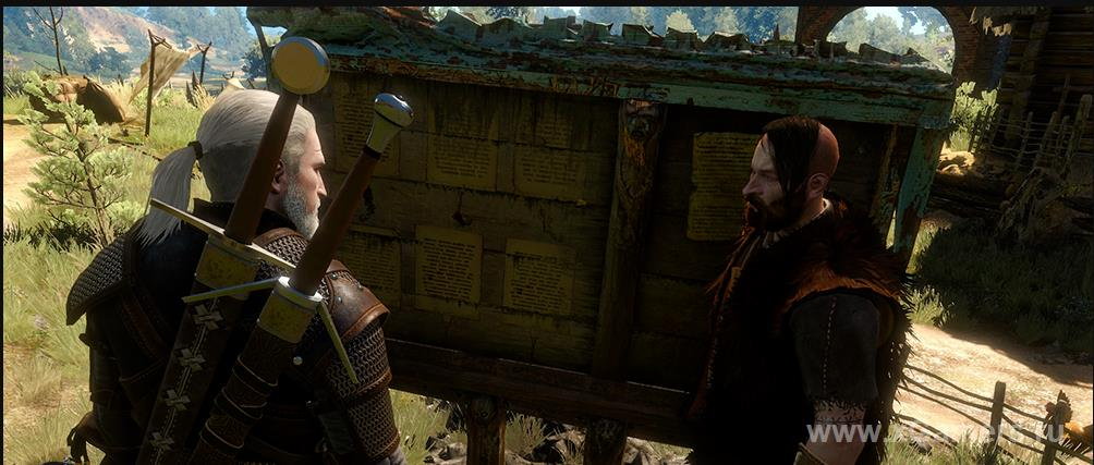 witcher 3 wild hunt evil s soft first touches
