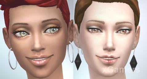 The Sims 4: Eyelashes | Fashions | How to Install Mods