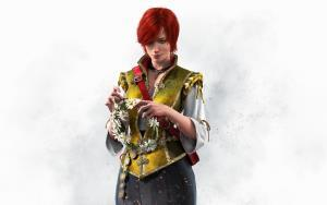 The Witcher 3: Shani