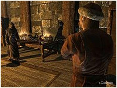 Choice and consequences: you can either return to Jarl s assistant or you can talk to him and get his side of the story
