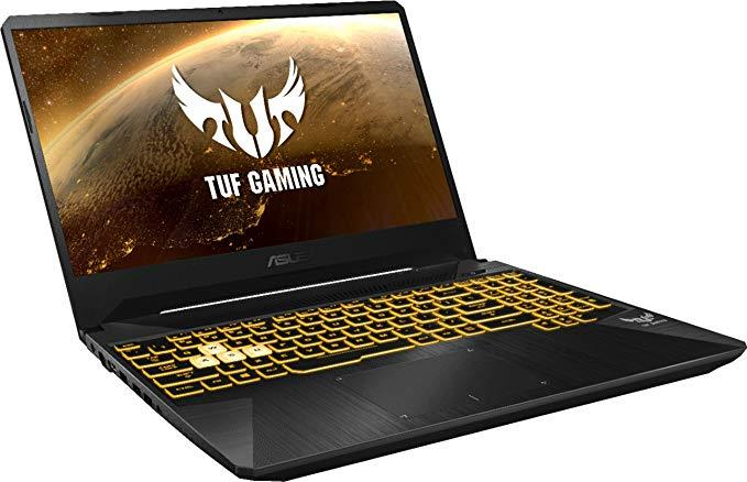 "ASUS - FX505DD 15.6"" Gaming Laptop - AMD Ryzen 5 - 8GB Memory - NVIDIA GeForce GTX 1050 - 256GB Solid State Drive - Black"