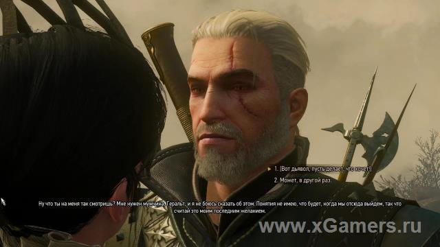 "Video passage ""The first germs of evil"" The Witcher 3: Wild Hunt Walkthrough [1080p HD]"
