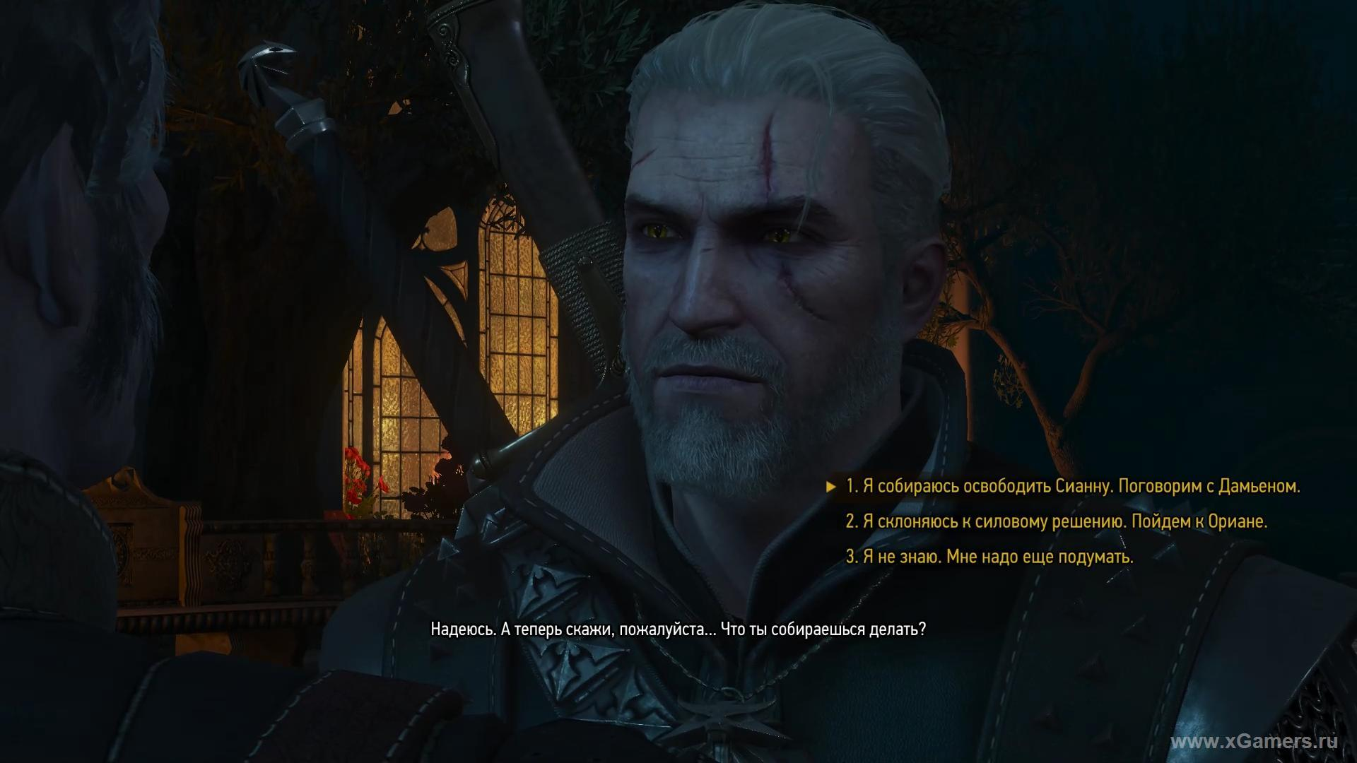 Witcher 3 The Night of Long