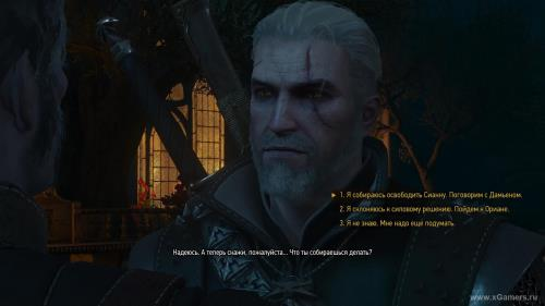 "Video walkthrough ""Playing cats and wolves"" The Witcher 3: Wild Hunt Walkthrough [1080p HD]"