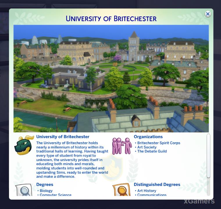 The University of Britechester holds nearly a millennium of history