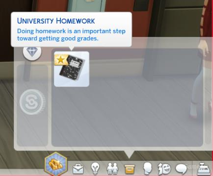 University Homework - is an important step toward getting good grades
