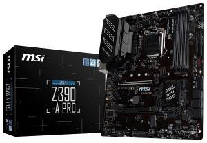 Motherboard (MSI Z390-A) Pro series