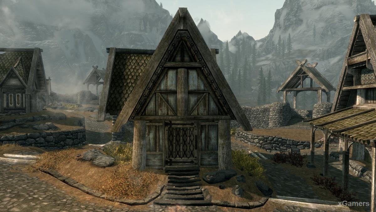 Where to find Skyrim Houses