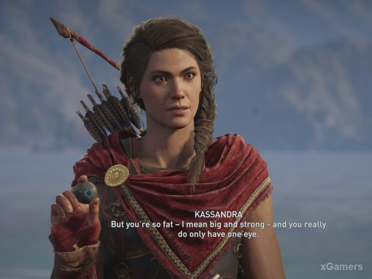 Assassins Creed Odyssey - Kassandra