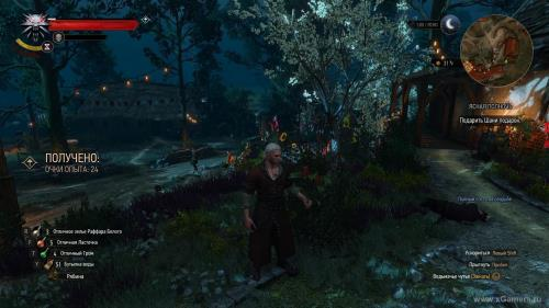 "Video walkthrough The Witcher 3 - ""Clear Midnight"" [1080p HD]"