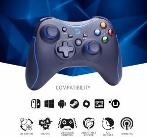 ZD N+ Wireless Gaming Controller - best Gaming Controller for PC