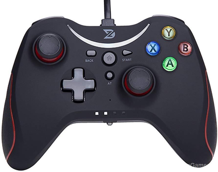 ZD T Gaming Wired Gamepad Controller Joystick for PC