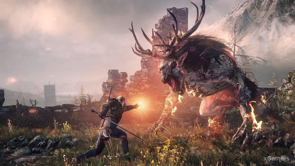 The Witcher III: Wild Hunt - Best Game of the Decade