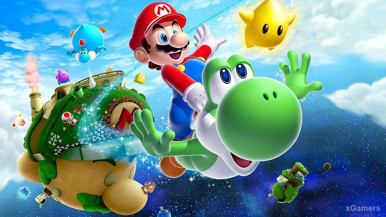 Super Mario Galaxy 2 - Top 10 Best Games of the Decade