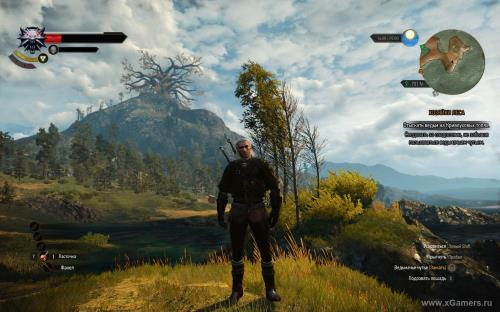 Video walkthrough Whispering Hilock Witcher 3 [1080p HD]