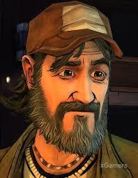 Kenny - The Walking Dead: Game Characters