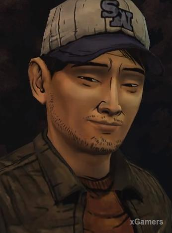 Glenn - The Walking Dead: Game Characters