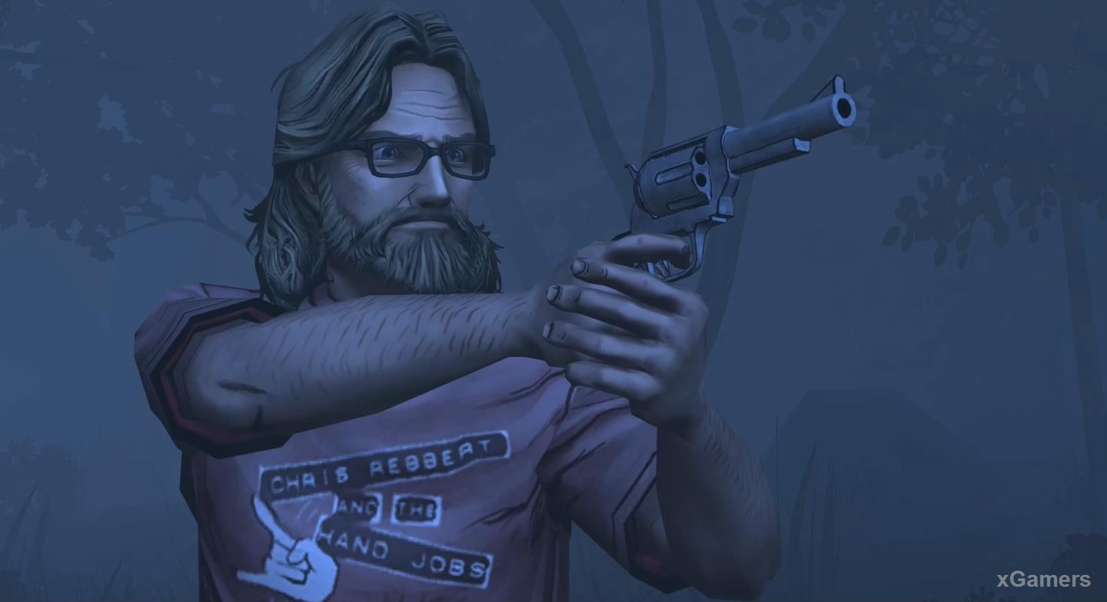 Wyatt - The Walking Dead: Game Characters