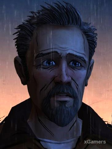 Leland - The Walking Dead: Game Characters
