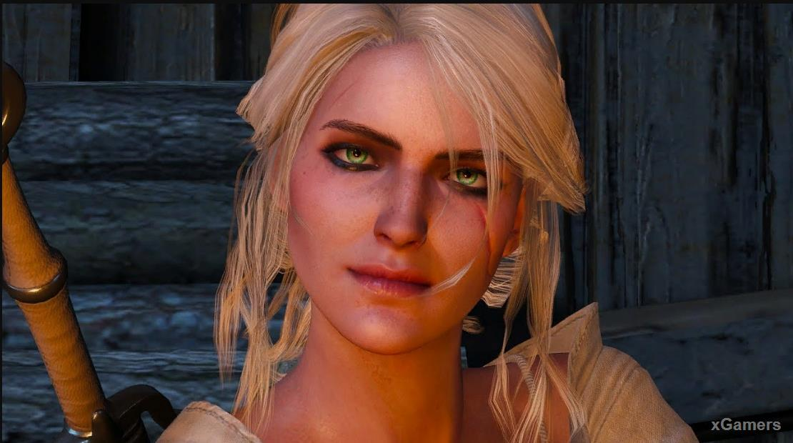 The Witcher 3: Ciri - Participation in the game universe