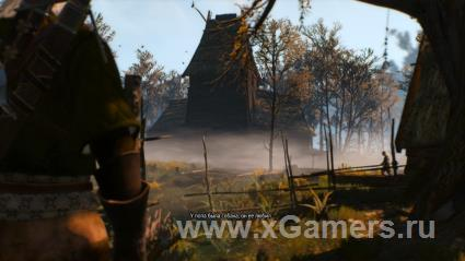 "Video passage The Witcher 3 - ""Mistress of the Forest"" [1080p HD]"