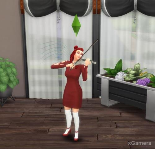 «The Sims 4»: Write song | How create a piece of Music | How to Sell song | xGamers