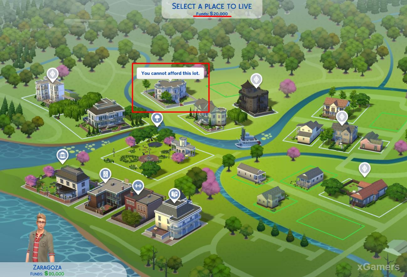 the sims 4 cheats free real estate