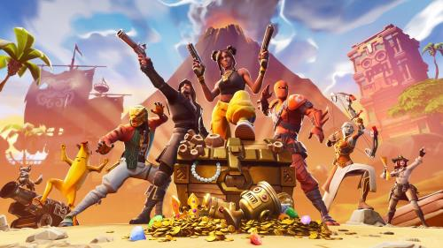 How much Money does Fortnite make | Why is Fortnite so popular | Epic Games is making bank