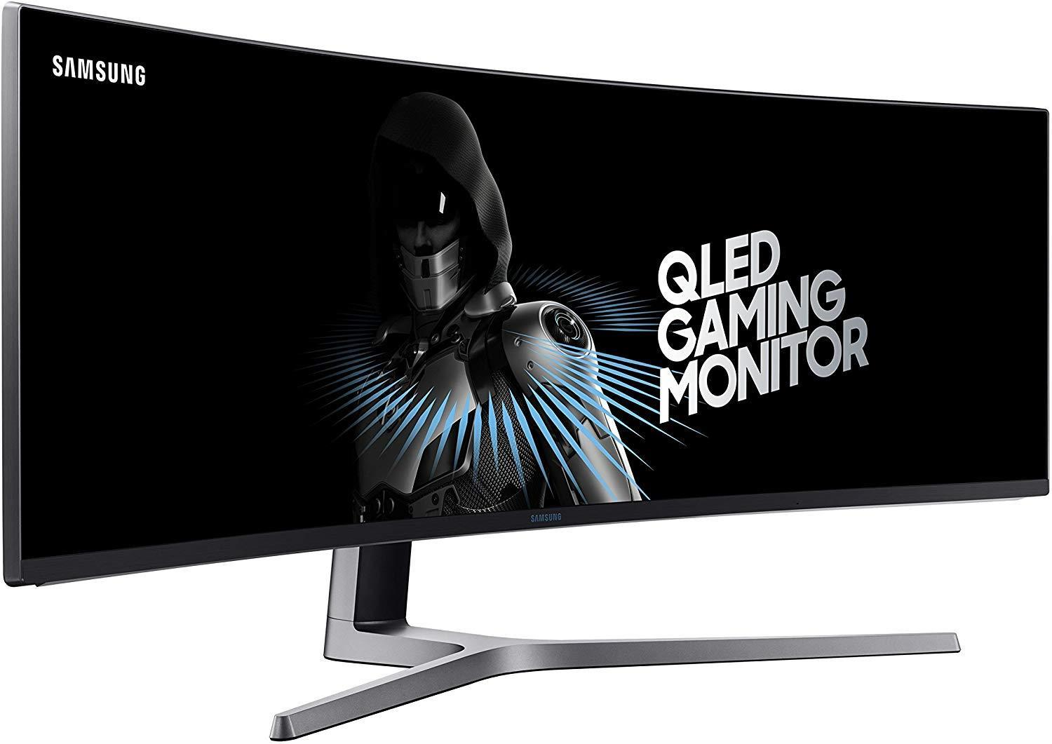 Top 10 Best Gaming Monitors for Console - Samsung 49-Inch CHG90 144Hz