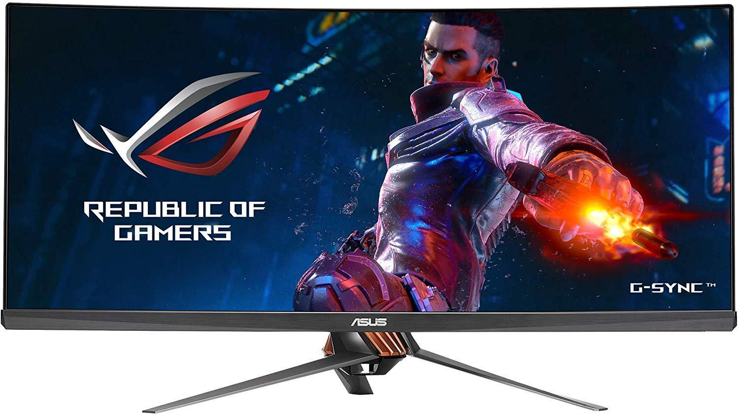 ASUS ROG Swift PG348Q 34 - Best Gaming Monitors for Console