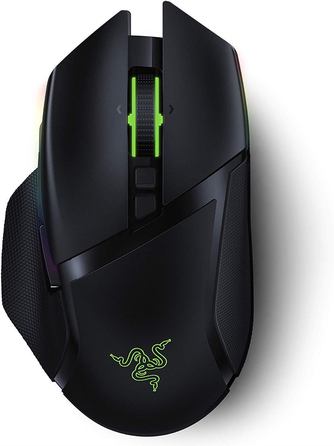 Razer Basilisk Ultimate - Best Gaming Wireless Mouse