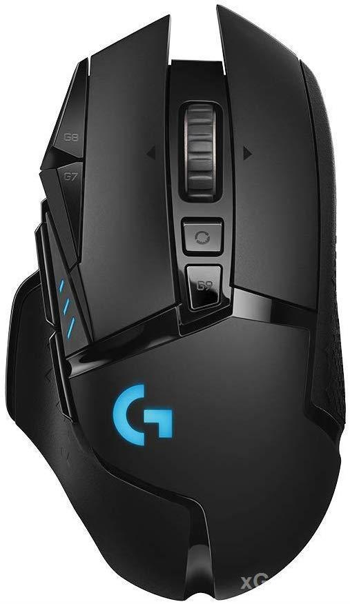 Logitech G502  - Best Gaming Wireless Mouse