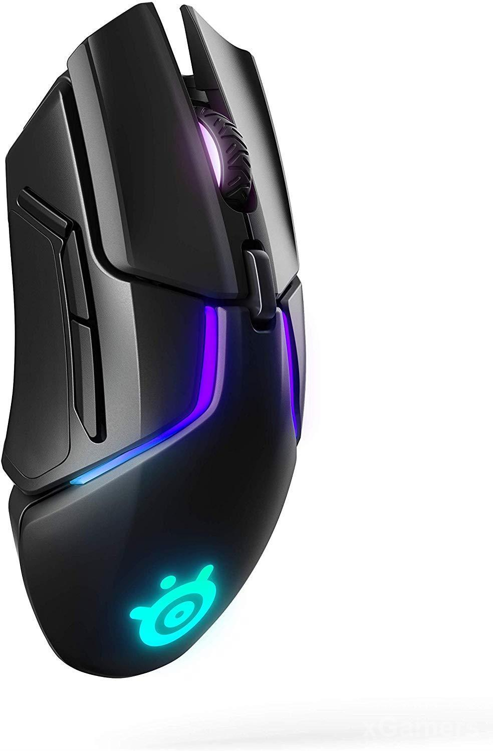 SteelSeries Rival 650 - Best Gaming Wireless Mouse