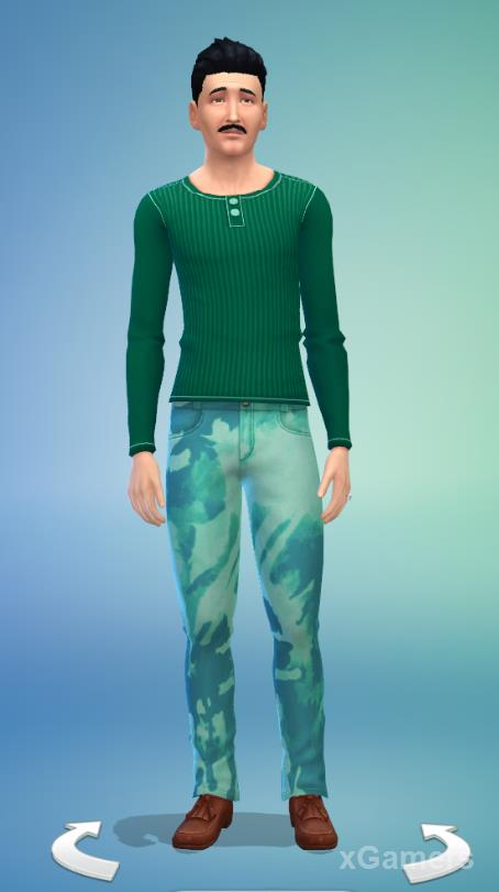 New clothing for everyone in Parenthood Sims 4